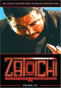 Zatoichi - TV Series Volume 6 (Eps 22-26)