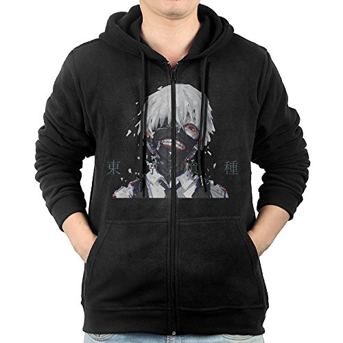 [Anime Tokyo Ghoul Costume Kaneki Ken T Shirt Cosplay Hoodie Casual Sport Clothing] (Phoenix Costume Diy)