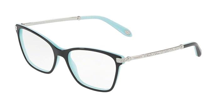 4f1301c8f529 Eyeglasses Tiffany TF 2158 BF 8055 BLACK BLUE: Amazon.ca: Clothing ...