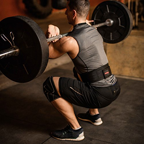 Harbinger 4-inch Nylon Weightlifting Belt Abdominal Exercisers