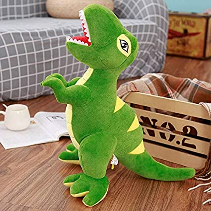 DONGER Dinosaurio Muñeco De Peluche De Juguete Tela Grande ...