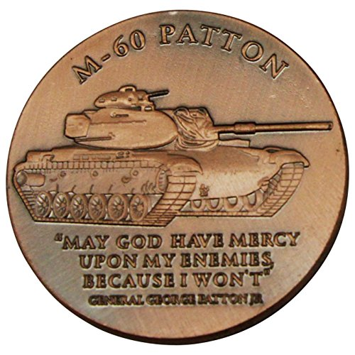 Art Crafter THE USA ARMY TANK M-60 PATTON Challenge for sale  Delivered anywhere in USA