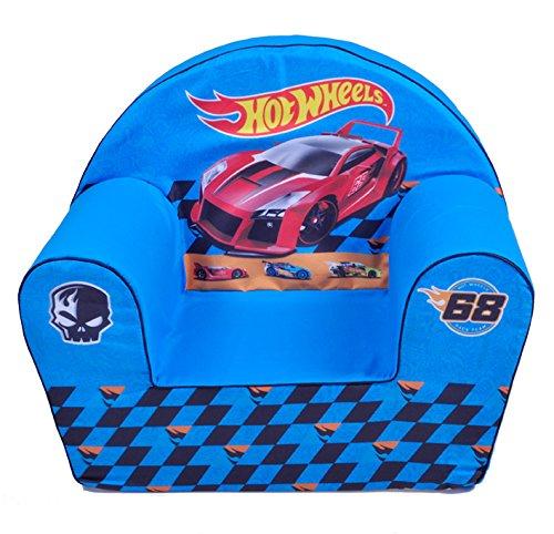 Knorrtoys 88683 - Hot Wheels Kindersessel knorr toys knoortoys_88683