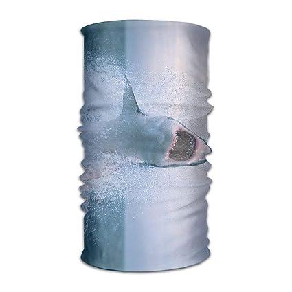 Casepillows Diadema Unisex de tiburón Blanco Marino con ...
