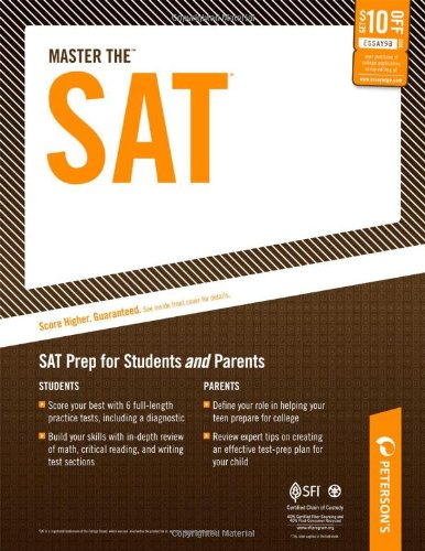 Master The SAT: SAT Prep for Students and Parents