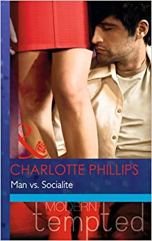 Book Man vs. Socialite (Modern Tempted)