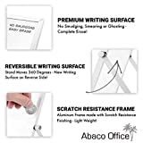 Small Dry Erase White Board Calendar by Abaco