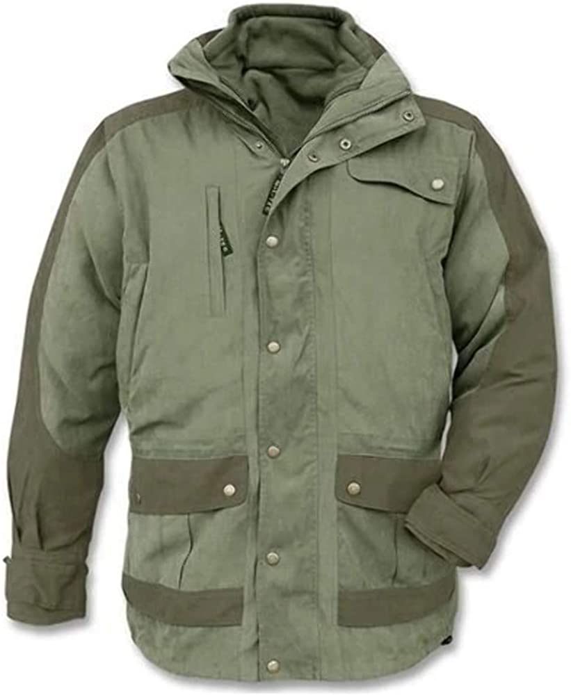 Mil Tec Parka Hunter Oliv