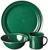GSI Outdoors 25212 Pioneer 4 Person Tableset, Green
