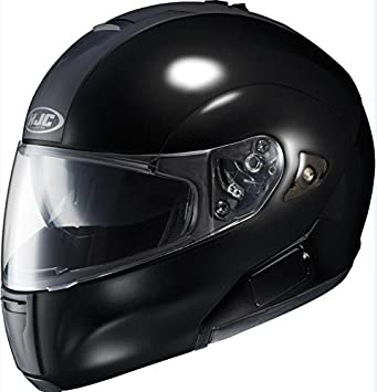 HJC is-Max Bluetooth Casco Modular – grande/negro