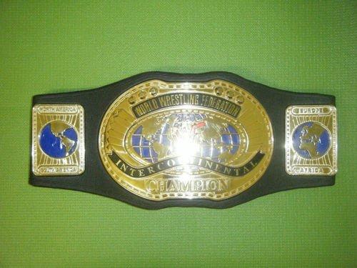 Jakks Pacific Intercontinental - Wrestling Child - Champion Belt by Jakks Pacific