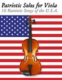 Patriotic Solos for Viola, Uncle Sam, 147740810X