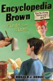 img - for Encyclopedia Brown Finds The Clues (Turtleback School & Library Binding Edition) book / textbook / text book