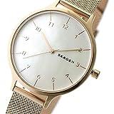 SKAGEN[スカーゲン] skw2633 ANITA アニタ Mother of Pearl マザーオブパール Mesh ローズゴールド メッシュバンド レディース 腕時計 [並行輸入品]