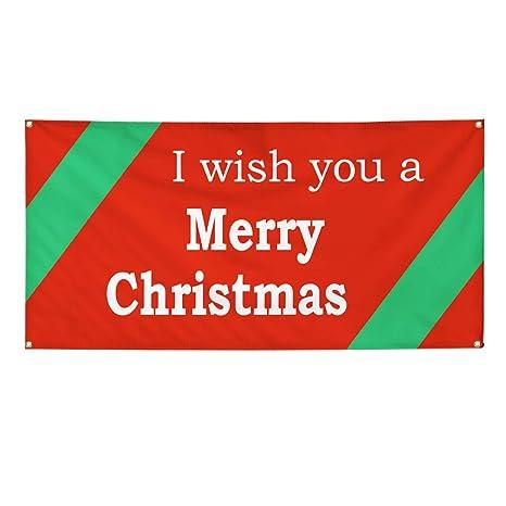 MERRY-CHRISTMAS-Advertising-Vinyl-Banner-Flag-Sign-multiple-Sizes-Available