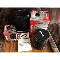 Opteka 500MM F/8 Manual Lens