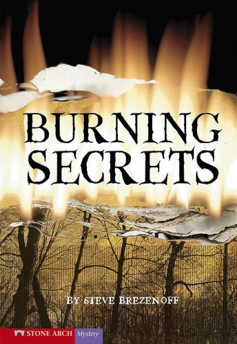 Burning Secrets (Vortex Books) pdf