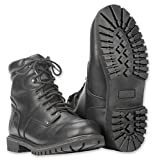 Highway 21 Unisex-Adult RPM Lace-Up Boots (Black, Size 11)