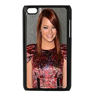 iPod Touch 4 Case Black Emma Stone ISU490334