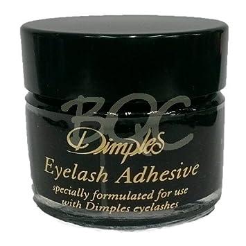 a4f702ee989 Dimples Eyelash Adhesive Glue box: Amazon.co.uk: Beauty
