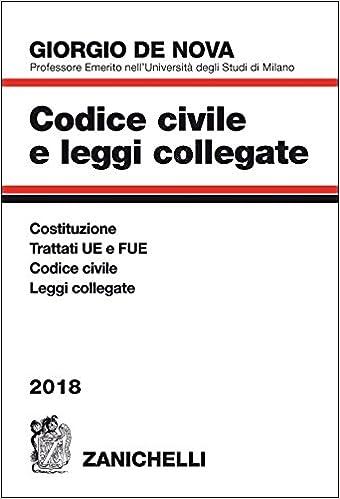Codice Civile Aggiornato Pdf