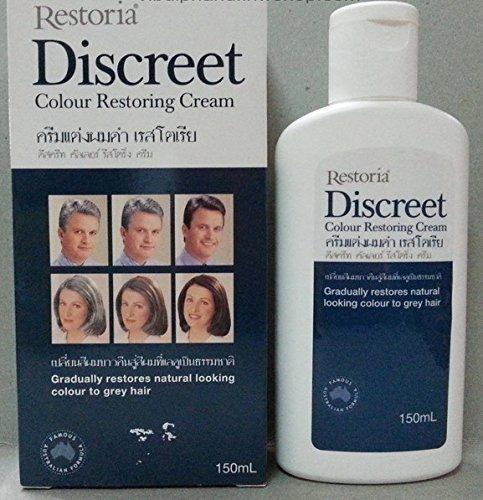 Restoria Discreet Colour Restoring Cream 150ml