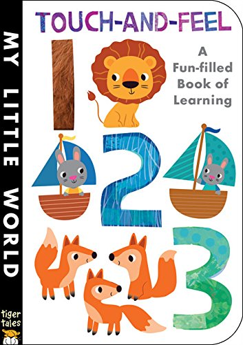 my little numbers book - 8