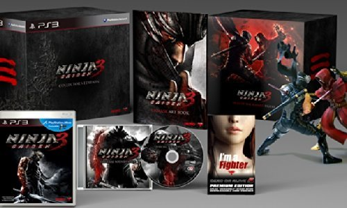 Ninja Gaiden 3 - Collectors Edition (PS3) by Koei: Amazon ...