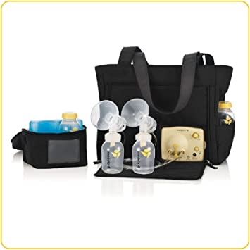Medela Pump In Style Double Electric Breast Pump Tote Bag