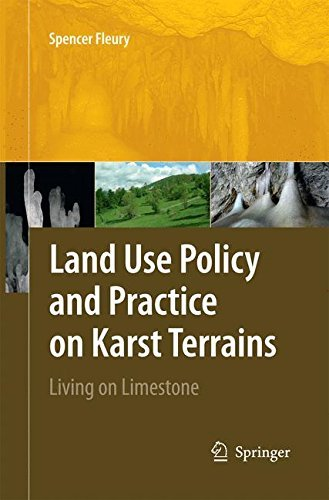 Download Land Use Policy and Practice on Karst Terrains Pdf