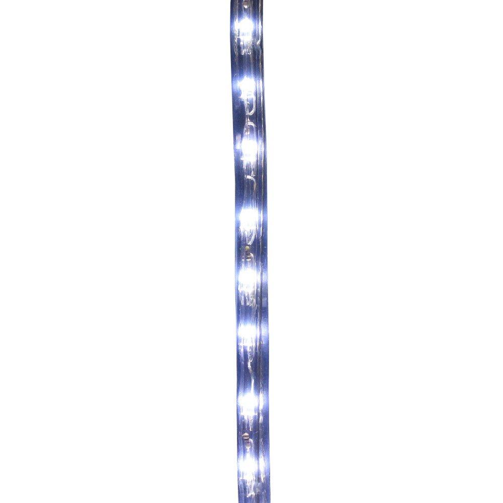 120V Dimmable LED Type 513 Cool White Rope Light Kit - 513PRO Series (Deluxe Kit, Cool White)