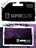 Supercuts $20 Gift Card offers