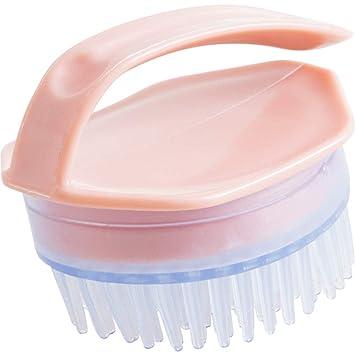 YSCCSY Cepillo De Limpieza Suministros De Cocina De Plástico Descontaminación Cepillos No Lastimar Olla Hogar Cocina