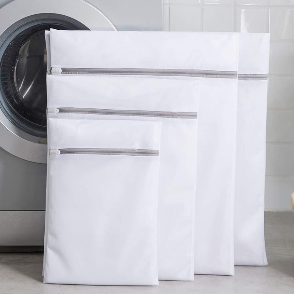 Set of 5 Lingerie Wash Bag ATELIE T Mesh Laundry Bag Travel Laundry Bag Underwear Bra Lingerie 2 Extra Large /& 2 Large Bags Laundry Blouse 1 Jumbo Hosiery Stocking