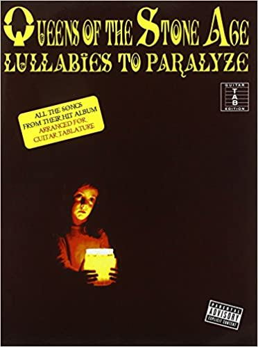 Amazon.com: Queens of the Stone Age - Lullabies to Paralyze ...