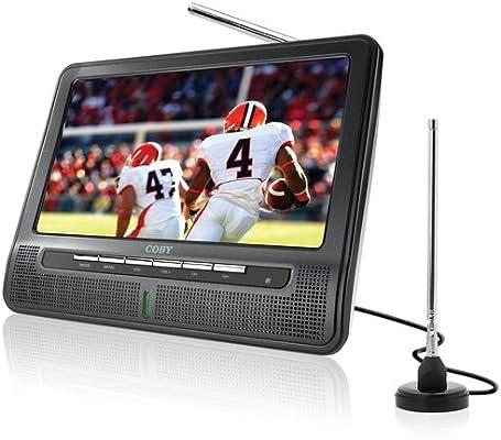 Coby TFTV792 televisor portátil - TV portátil (ATSC): Amazon.es ...