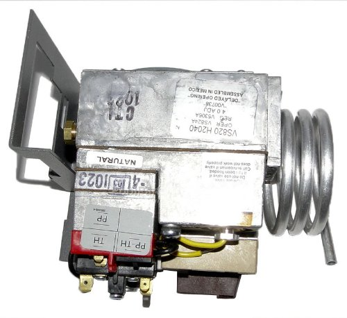 Zodiac R0096400 Natural Gas Valve Replacement for Zodiac Jandy Lite2 LG Pool and Spa Heater ()