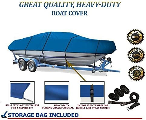 BOAT COVER FITS Bayliner 185 BR 2001 2002 2003 2004 2005 2006 2007