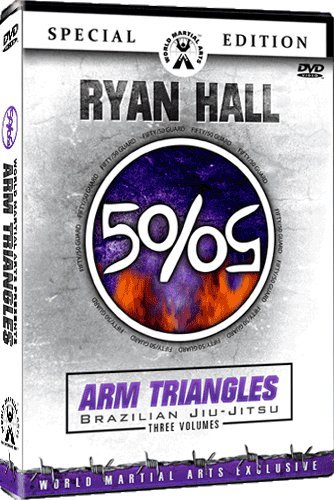 Triangle New (New Ryan Hall Brazilian Jiu Jitsu DVDs - Arm Triangles!! New release for 2012!)