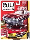 Auto World New 1:64 Muscle Wagons USA 2018