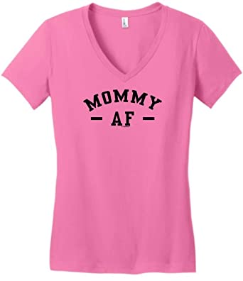 70873bd9 Mom Clothing Mom Birthday Presents for Mom Funny Mom Gifts Mommy AF Mom  Clothes Mother's Day