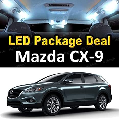 Amazon Led Interior Package Deal For 2009 Mazda Cx 9 7 Pieces