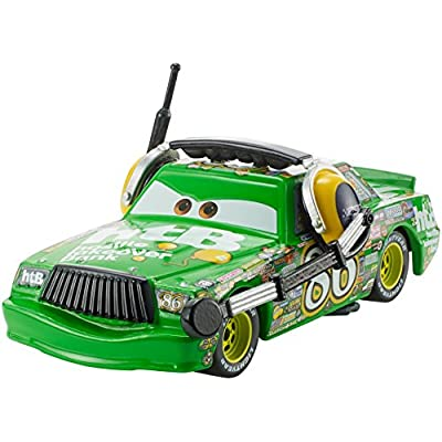 Disney Pixar Cars 3 Chick Hicks With Headset Die-Cast Vehicle: Toys & Games