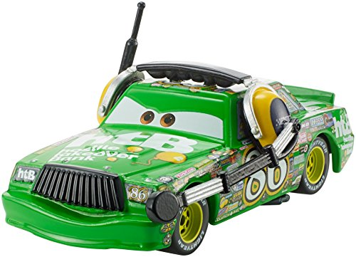 Diecast Chick - Disney Pixar Cars 3 Chick Hicks With Headset Die-Cast Vehicle