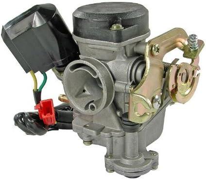 Vergaser Ersatzvergaser f/ür Motowell Magnet 4T