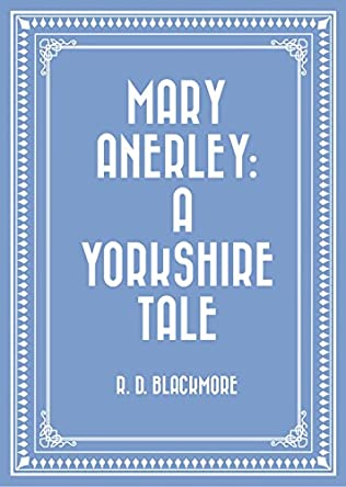 book cover of Mary Anerley