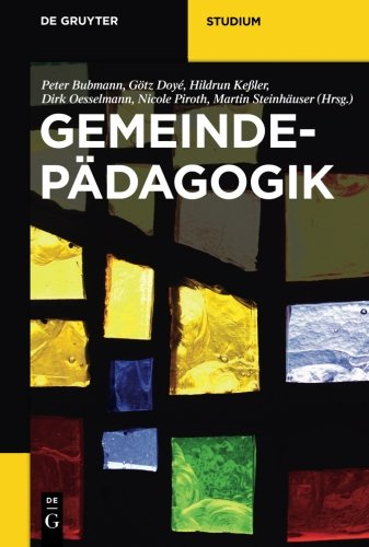 Gemeindepädagogik (de Gruyter Studium) (German Edition) by De Gruyter