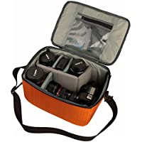 DSLR Bag Camera Insert Bag Camera Inner Case lens case 12.9  * 9 * 6.2 for Sony Canon Nikon Olympus Pentax and etc