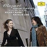 モーツァルト:ヴァイオリン・ソナタ 第32番・第25番・第28番・第42番