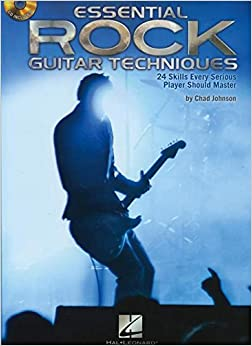 Chad Johnson: Essential Rock Guitar Techniques (Book and CD)